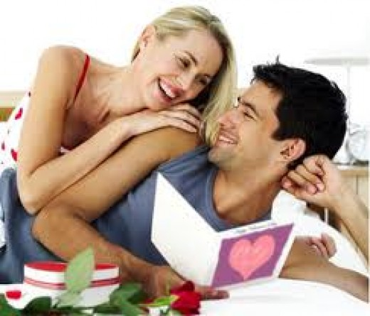 Intimate Valentines Gift Ideas for Boyfriend or Him