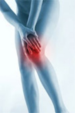 How I got rid of the pain in my knee after it started aching for no reason.