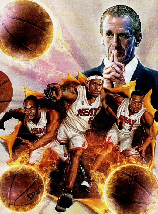 Pat Riley has assembled an all-star team, but will it be enough?