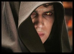 The Bad Boys of Star Wars-Anakin Skywalker to Darth Sidious
