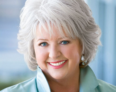 Paula Deen....2011 Rose Parade Grand Marshall