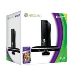 kinect 4gb xbox 360 bundle