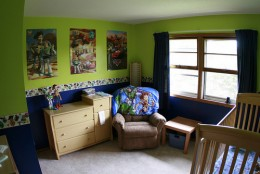 toy story room