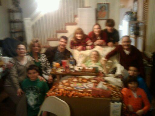 Christmas 2009, Mom's Last Christmas