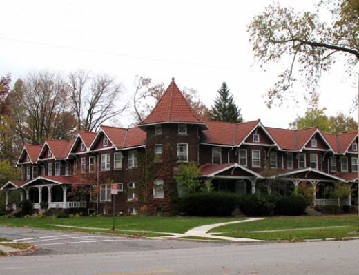 Lakewood offers multi-family dwellings as well