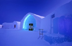 Finland's Ice Hotel