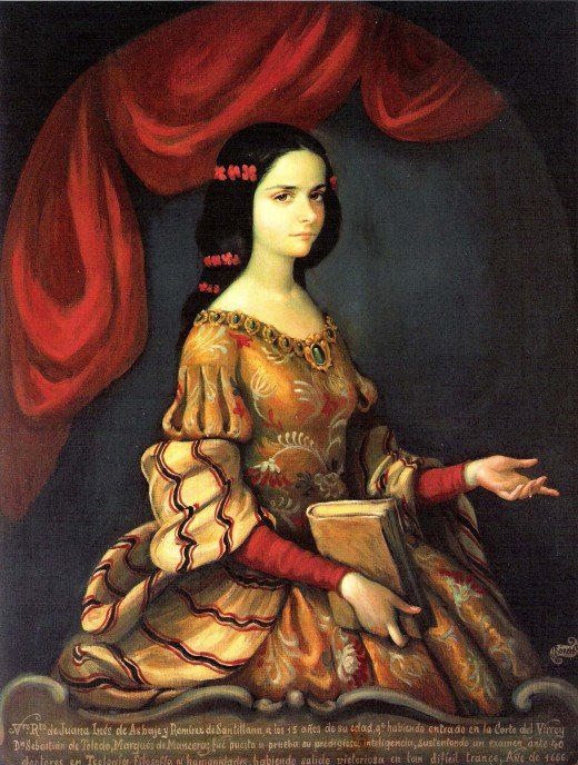 LADY OF COLONIAL MEXICO