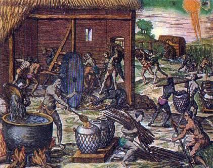 SILVER MINE IN MEXICO