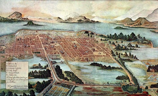 OLD MEXICO CITY