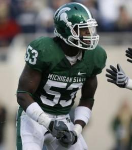 LB Greg Jones (Michigan State)