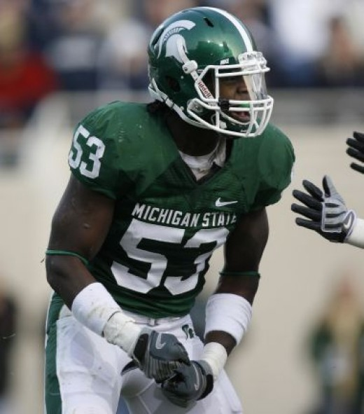 LB Greg Jones (Michigan State)
