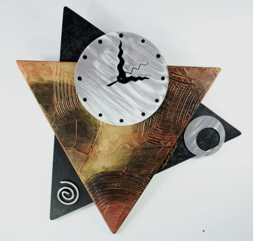 Custom Clocks Fig. 3