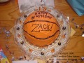 Basketball Cake and Cupcake Ideas and Toppers