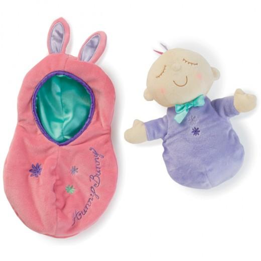 Snuggle Pod Hunny Bunny - Hunny Bunny and the pod