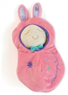 Snuggle Pod Hunny Bunny - Hunny Bunny in the pod
