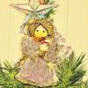 Christmas Decorations. How to Decorate a Christmas Tree. Novel Ways to trim a Christmas Tree.