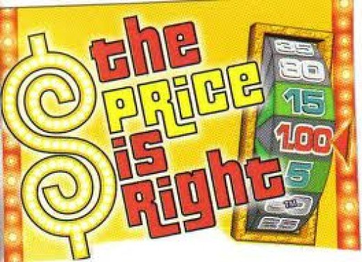 To all the prizes shown on price is right on facebook now you can win