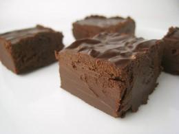 ... no bake fudge squares no cook fudge photo making fudge is both fast