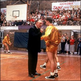 Gene Hackman in Hoosiers