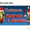 Christmas Parades, Festivals, and Celeprations in Central Missouri