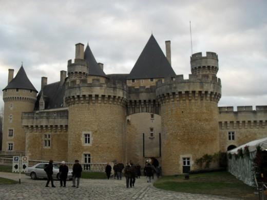 Chateau de Chabenet