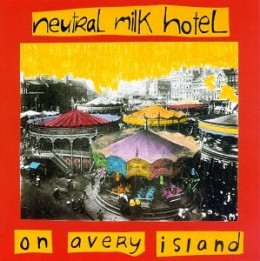 Neutral Milk Hotel's first offering from 1996.