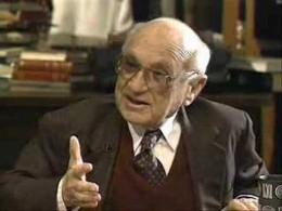 Milton Friedman, apostle of de-regulation