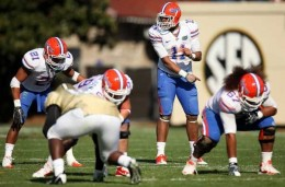 red shirt freshman QB Jordan Reed (Florida)