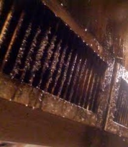 Vent Hood Cleaning - Don't let it come to this