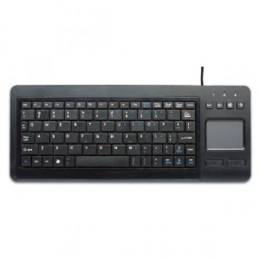 Smart Touch Mini USB TouchPad Keyboard