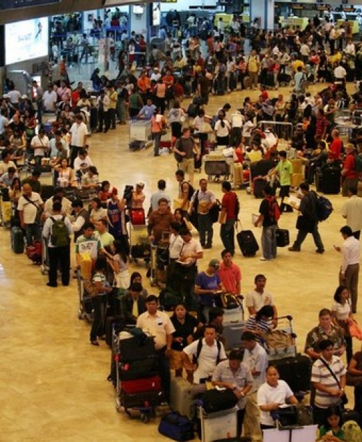 If You Can Survive The Manila International Airport On Your Own, You Probably Can Survive In Manila On Your Own