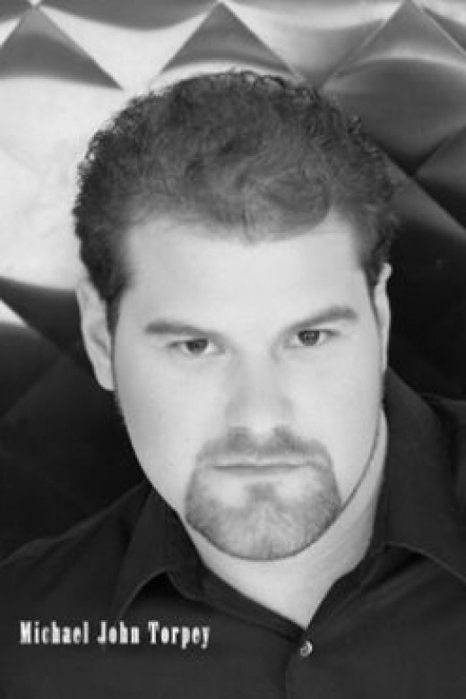 Michael Torpey, Classical Tenor -- also a positively good singer!