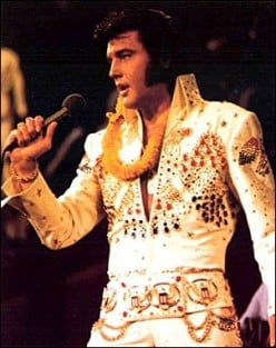 ELVIS PRESLEY - The King of Rock and Roll (January 8, 1935  August 16, 1977)