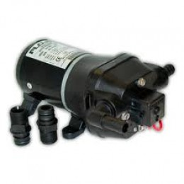 the 12 v water pump helps to