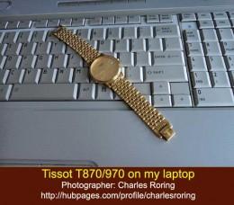 My wrist watch