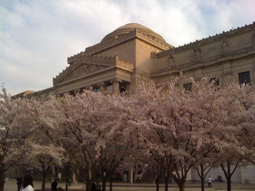 The Fabulous Brooklyn Museum Right by Brooklyn Botanical Gardens in Prospect Heights
