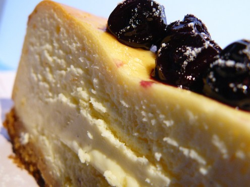 Make a Decadent Gluten-Free Cheesecake in 5 Minutes