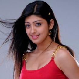 Praneetha smile