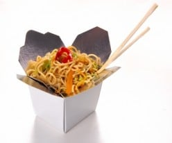 Don't Throw Out Those Chopsticks! Recycle Them!