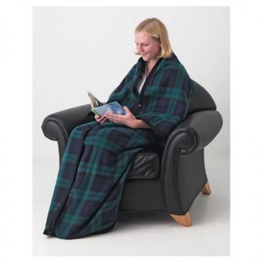 snuggle fleece blanket