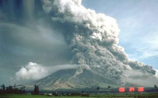 Mayon Volcano in Albay, Bicol, Philippines