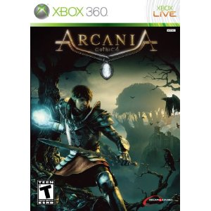 Arcania Gothic 4 Walkthrough