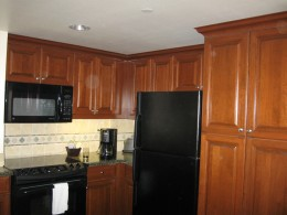Kitchen with Laundry Facilities