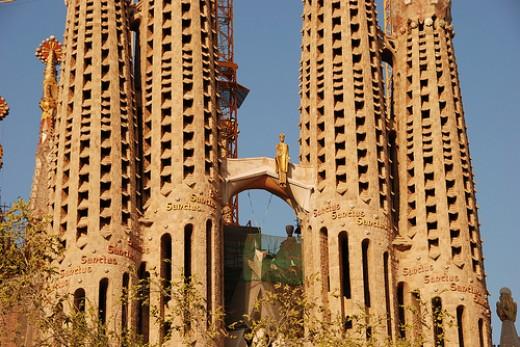 Sagrada Familia Temple - Barcelona