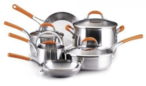 Best Selling Rachael Ray cookware set
