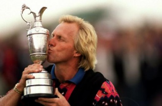 Norman's final round 64 was said to be amongst the best final rounds in a major ever.