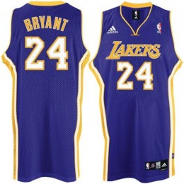 Los Angeles Laker's No. 24 Kobe Bryant