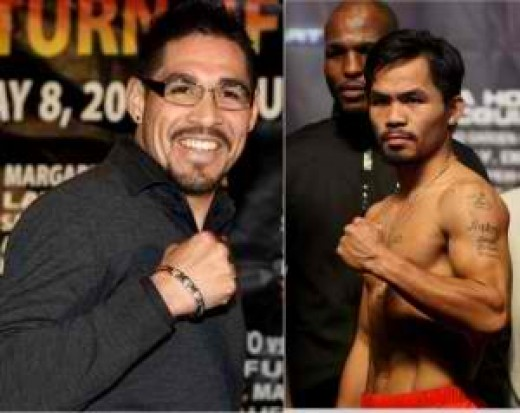 Antonio Margarito vs Manny Pacquiao