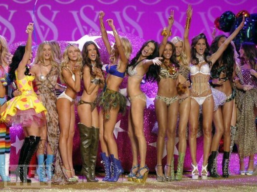 Farewell From the Women of Victoria's Secret (and Katy Perry)