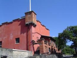 Forte Santo Domingo, Tanshui.